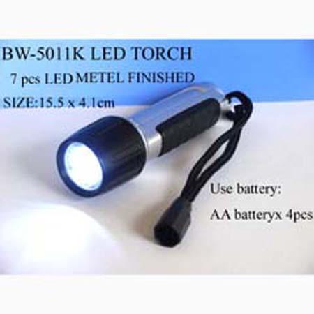 LED TORCH (Светодиодный фонарик)