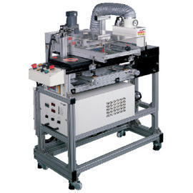 CD SCREEN PRINTING MACHINE