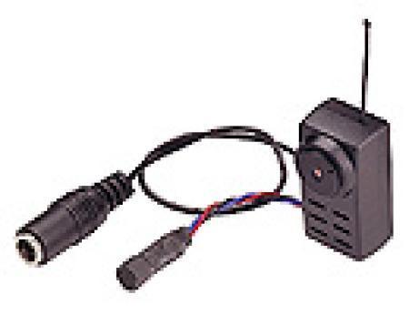 2.4 GHz Wireless Video / Mic. Mini. Color Camera (2,4 ГГц беспроводные видео / Mic. Mini. Цветная камера)