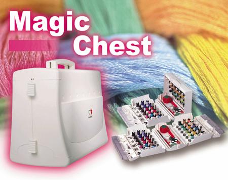Magic Chest Sewing Kit (Волшебный Сундук швейный набор)