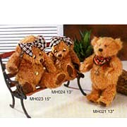 Mohair Teddy Bear (Mohair Teddy Bear)