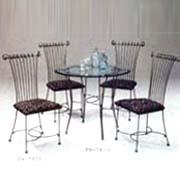 FW-5854/FW-5855 metal dining set (FW-5854/FW-5855 металлические столовые наборы)