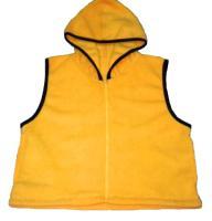 Ladies polar fllec hooded vest (Дамы полярной fllec Жилет с капюшоном)
