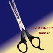 Thinning Scissors with Plastic Handles