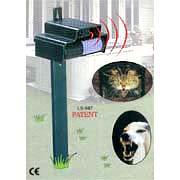 LS-987 Pir+Ultrasonic Animal-Away (LS-987 Пир + Ультразвуковой Animal-Away)