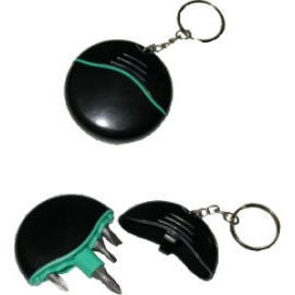 4 in 1 Screwdriver with Keychain