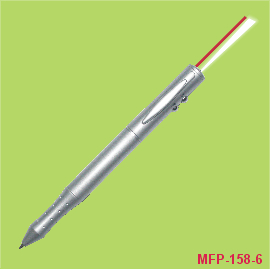 Multi-function pen(4 in 1)