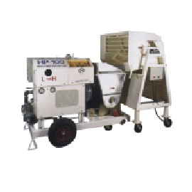 FIRE PROOFING SPREADING MACHINE