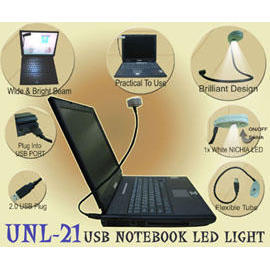USB LED Notebook Light (Notebook USB LED Light)