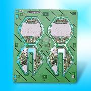 Multi-layer PCB, 4 layers (Многослойный PCB, 4 слоя)