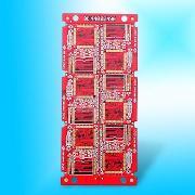 Multi layer PCB, 4 layer (Многослойных печатных плат, 4 слой)