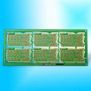 Multi Layer PCB, 4 layers (Многослойных печатных плат, 4 слоя)