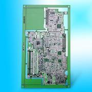 Multi layer PCB, 8 layers (Многослойных печатных плат, 8 слоев)