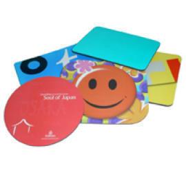 Soft PVC mouse pad (Мягкий ПВХ Коврик для мыши)