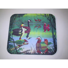 Heat-Transfer printing mouse pad