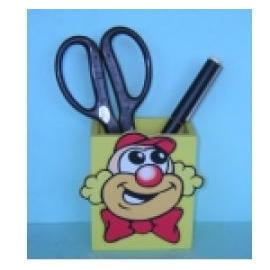 Clown pen case