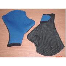 Swimming training gloves (Обучение плаванию перчатки)
