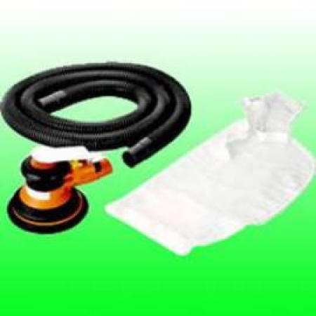 6`` Random Orbital Sander w/Hook face pad & Dust bag &Dust hose