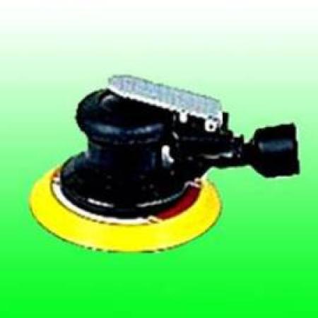 6`` Central-Vacuum Random Orbital Sander w/hook face pad