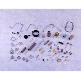 spring,electronic part,machine part,connector