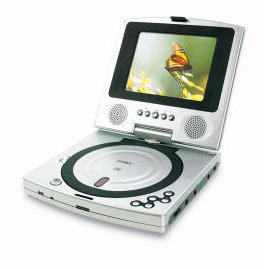 5`` TFT Portable DVD Player
