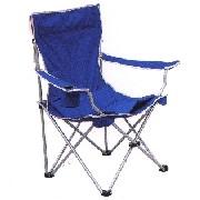 Comfortable Collapsible Chair with Cushion - AG2003C (Удобное складное кресло с подушкой - AG2003C)