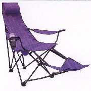 Multifunctional Foldable Camping Chair with Foot Rest - AG2036B (Многофункциональные складные Кемпинг Стул с ног отдыха - AG2036B)