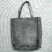 Berber / Suede Handbag - AG3L015 (Берберские / Замша Сумочка - AG3L015)