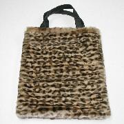 Fur Tote Bag - AG3L072 (Fur Tote Bag - AG3L072)