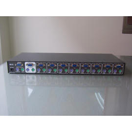 8 port KVM Switch