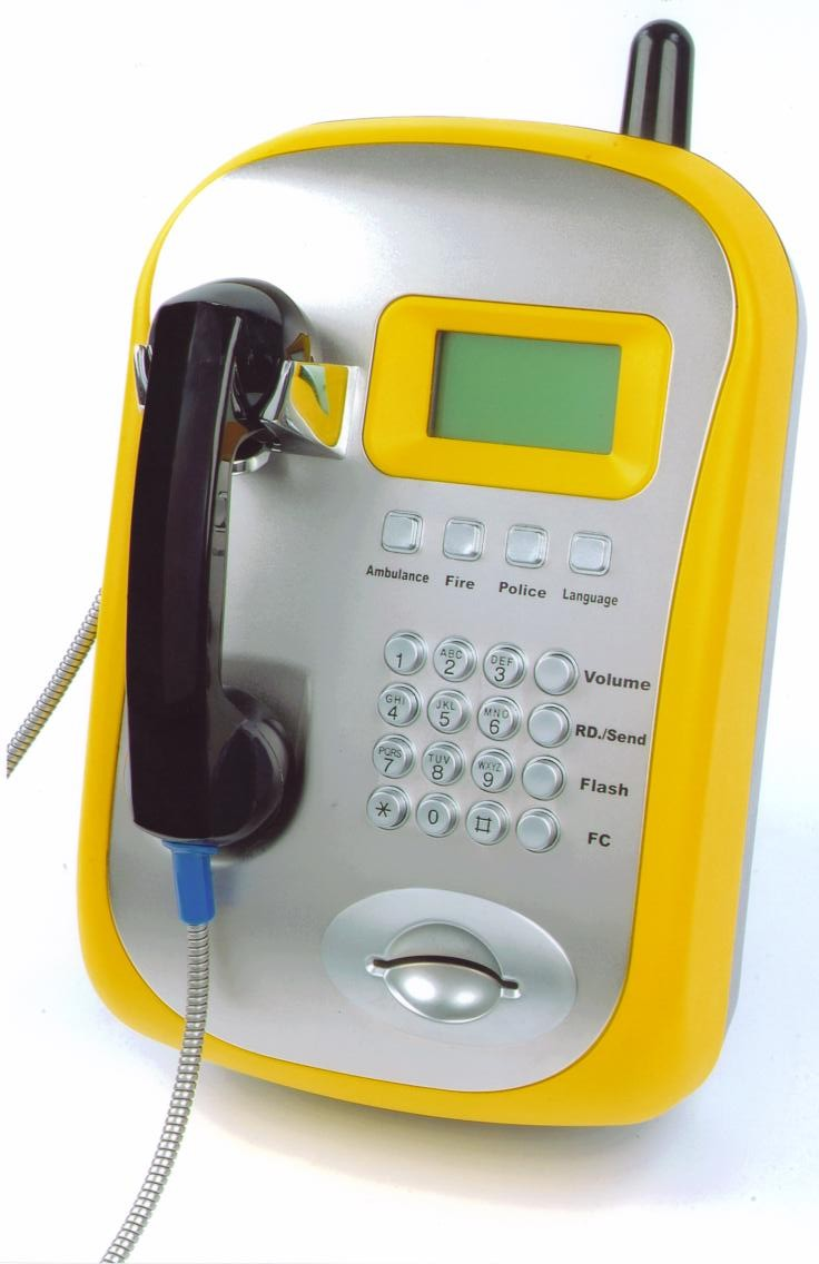 GSM Wireless Card Payphone (GSM Wireless Card таксофонных)