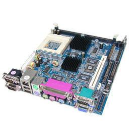 Single Board Computer is a socket 370 supports VIA C3 CPU & DDR memory which fea (Single Board Computer ist ein Sockel 370 unterstützt VIA C3 CPU und DDR-Speiche)