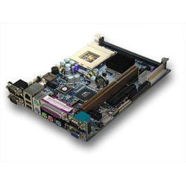 EMB-861A is a PIII socket 370 all-in-one single board computer (EMB-861A ist ein PIII Sockel 370 all-in-One-Single-Board-Computer)