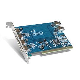 USB 2.0 PCI Host Card 6-Port