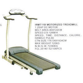 MOTORIZED TREADMILL (МОТОРНЫМ TREADMILL)