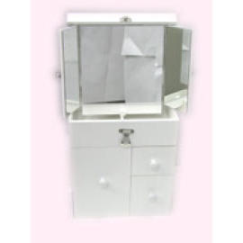 M.D.F. COSMETIC BOX