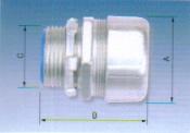 METAL CABLE GLAND (МЕТАЛЛ-кабельный ввод)