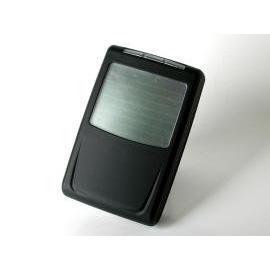 Solar powered Bluetooth GPS Receiver