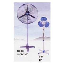 electric fans (электрические вентиляторы)