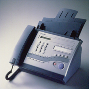TF-120PT Plain Paper Fax Machine (TF 20PT Обычная бумага Факс машины)