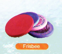 Foam Frisbee / Flying Disc (Mousse Frisbee / Flying Disc)