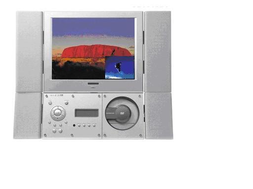 LCD TV + DVD (LCD TV + DVD)