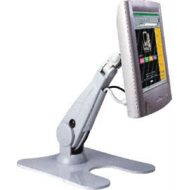 LCD monitor arm (Mobile desktop type)