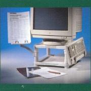 Monitor/Printer Stand