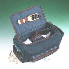 Golf Shoes Caddy w/ accessories