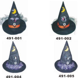 Optical Fiber Witch Hat (Optical Fiber Witch Hat)