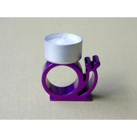 CATTLE NAPKIN RING & CANDLESTICK (СКОТА САЛФЕТКАХ RING & подсвечник)