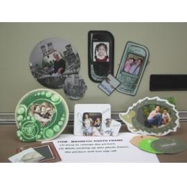 Magnetized Personalized Photo Frames (Намагниченном персонализированного Фото Frames)
