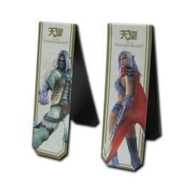Magnetic Bookmark - 002 (Магнитная закладка - 002)