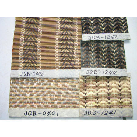 Woven Bamboo Roll Material